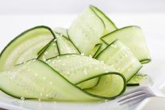 De Japanse Salade van de Komkommer stock foto