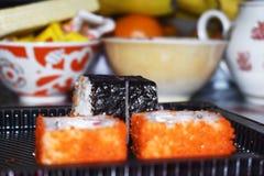 De Japanse snel voedselkoffie is heerlijk royalty-vrije stock foto