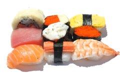 De Japanse Sushi van Tredtional Stock Afbeelding