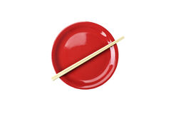 De Japanse vlag. Royalty-vrije Stock Foto's