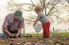 101 de jardinage Photographie stock