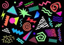 de jaren '80 Abstracte Vormen