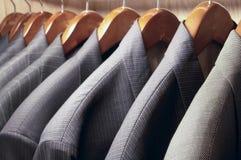 De jasjes van het kostuum Stock Afbeeldingen