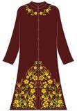 De Jasmijn van de vrouwen` s kleding stock fotografie