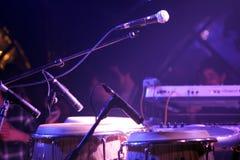 De Jazz 2011 van Djakarta Java Royalty-vrije Stock Afbeeldingen