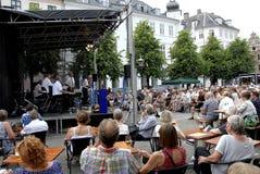 DE JAZZfestival 2015 VAN KOPENHAGEN royalty-vrije stock foto's