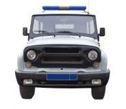 De jeep van Rusland stock fotografie