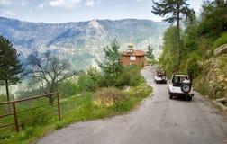 De jeepsafari van Turkije Stock Fotografie