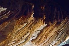 De Jenolan grottorna Royaltyfria Bilder