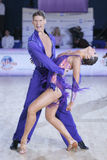 De Jeugd Tien de Kop 2009 van de wereld van de Dans Stock Foto