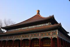 ` de Jileshijiedian de ` historique de bâtiment Photographie stock libre de droits