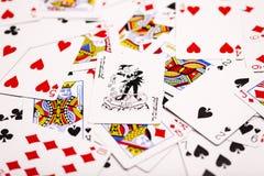 De Joker in het Pak Stock Foto's