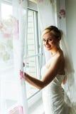 De jonge bruid Royalty-vrije Stock Foto