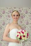 De jonge bruid Stock Fotografie