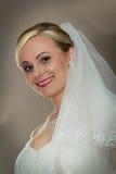 De jonge bruid Royalty-vrije Stock Fotografie