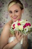 De jonge bruid Stock Afbeelding