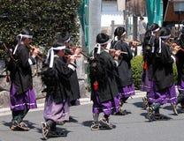 De jonge geitjes van de fluitist Royalty-vrije Stock Foto