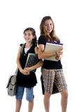 De Jonge geitjes van de school Stock Fotografie