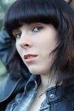 De jonge vrouw Royalty-vrije Stock Foto's