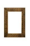 De jonge zeug verfraaide geïsoleerdn frame Royalty-vrije Stock Foto