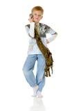 De jongen Royalty-vrije Stock Fotografie