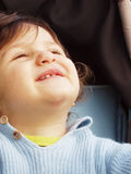 De jongen van de baby Royalty-vrije Stock Foto's