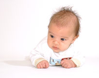 De jongen van de baby royalty-vrije stock afbeelding