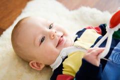 De jongen van de baby Royalty-vrije Stock Afbeeldingen