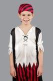De jongen van de piraat Royalty-vrije Stock Foto's