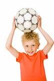 De jongen van de sport Royalty-vrije Stock Foto