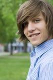 De Jongen van de tiener Stock Fotografie