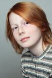De jongen van de tiener Stock Foto