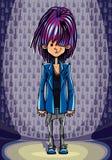 De jongen van de tuimelschakelaar Royalty-vrije Stock Afbeelding