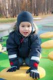 De Jongen van drie Éénjarigen Royalty-vrije Stock Foto