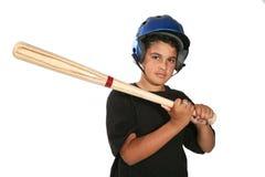 De Jongen van het honkbal royalty-vrije stock afbeeldingen