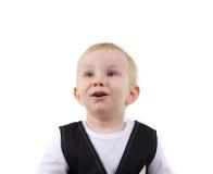 De jongen van het kind stock foto's
