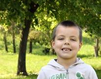 De jongen van Litlle Royalty-vrije Stock Foto