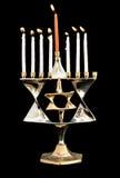 De Joodse vakantie van de Chanoeka