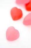 De Jujube van de valentijnskaart Stock Foto