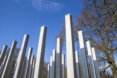 7 de julho memorial em Hyde Park Foto de Stock Royalty Free
