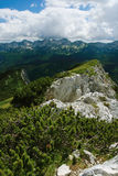De Julian Alpen Stock Foto