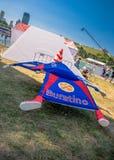26 de julio de 2015 Red Bull Flugtag Antes del comienzo de la competencia Imágenes de archivo libres de regalías