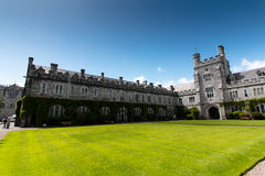 6 de junho de 2017, cortiça, Irlanda - Cork College University Fotos de Stock Royalty Free
