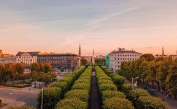 10 de junho de 2018 Riga, Latvia imagem de stock royalty free