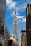 22 de junio de 2017, opinión del Empire State Building de Penn Station, nuevo imagenes de archivo