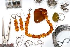 De juwelen van de manier Royalty-vrije Stock Foto's