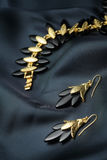 De juwelen van de ontwerper Royalty-vrije Stock Foto's