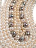 De juwelen van de parel royalty-vrije stock fotografie