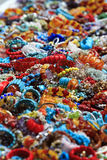 De juwelen van het kostuum Stock Fotografie