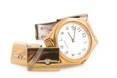 De juwelen van Mens Royalty-vrije Stock Foto